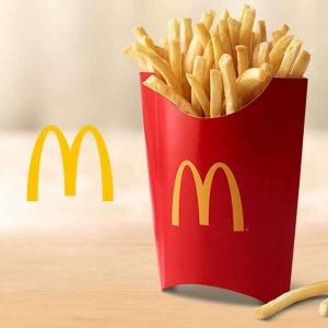 $1 Large Fries