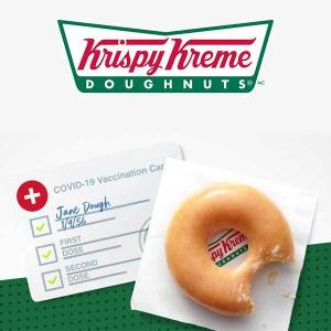 Free Donut Every Day for the Rest of the Year with COVID-19 Vaccine