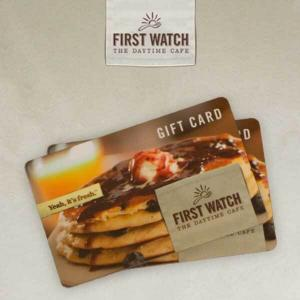 Purchase $100 in GC to Get a $20 Bonus Card