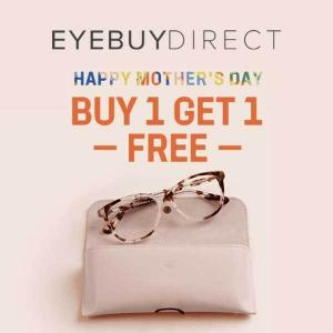 Happy Mother's Day Buy 1 Get 1 FREE with Code