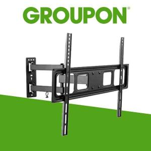 Up to 87% Off Emerald TV Wall Mount Bracket for LCD, LED, Flat-Screen, or Curved TV