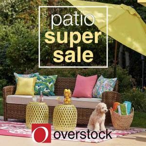 Patio Super Sale