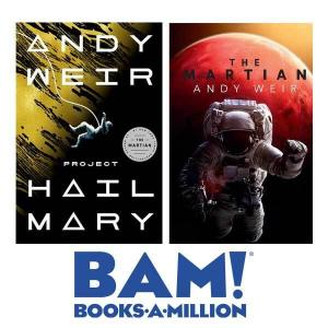 Buy 1, Get 1 50% Off! Featured Author Andy Weir