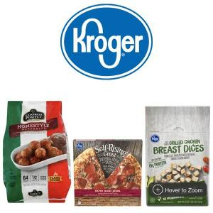 Spring Season Low: Save on Frozen Foods