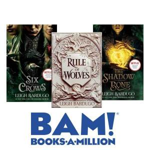 Buy 2, Get 3rd Free Leigh Bardugo Featured Author
