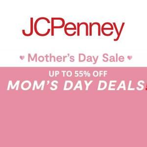 Up to 55% Off Mother's Day Deals