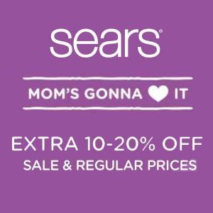Extra 10-20% Off Sale & Regular Prices