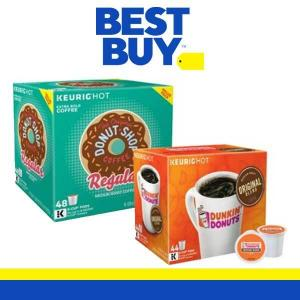 Select Keurig 40- to 48-Pack K-Cup Pods for $19.99