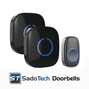 38% Off Sadotech Wireless Doorbell Set