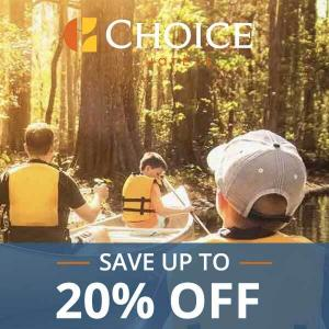 Up to 20% Off Hotel Stay