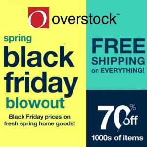 Spring Black Friday Blowout Deals