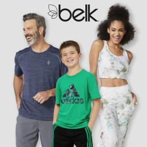 Up to 50% Off Activewear for the Family