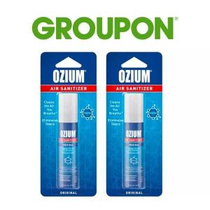 50% Off Ozium Air Sanitizer Spray