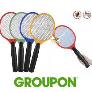 69% Off Electric Bug Zapper Racket Fly Swatter