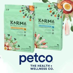 50% Off Karma Plant-First Dog Food