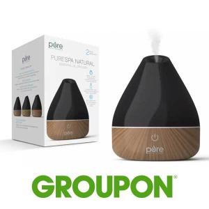 40% Off PureSpa Natural Aroma Diffuser