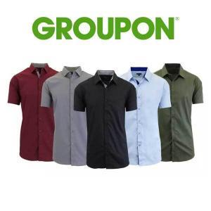 68% Off Men's Moisture Wicking Polo Shirt