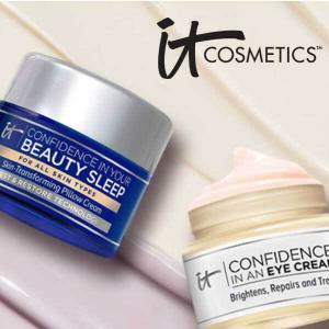FREE Confidence Skincare Deluxe Sample Trio with $65+ Spend