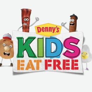 Kids Eat Free With Adult Entree Purchase
