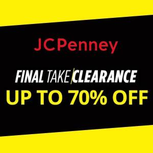 Up to 70% Off Clearance Sale