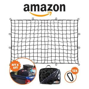 27% Off Super Duty Truck Cargo Net