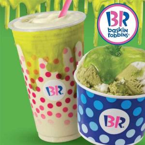 Slime your Scoop or Shake for 99¢