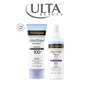 Buy 1, Get 1 50% Off Neutrogena Suncare