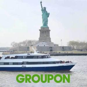 Up to 75% Off 60-Minute Boat Tour of Statue of Liberty for One, Two, or Four