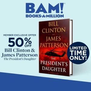 50% Off The President's Daughter