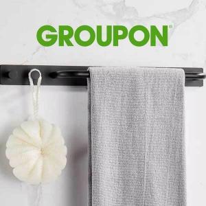 22% Off Towel Bar Holder Rack