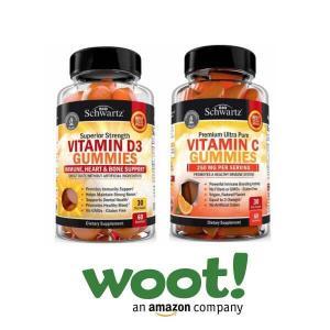 32% Off BioSchwartz Vitamin Gummies 2-Pack