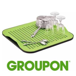 32% Off 2-Piece Silicone Drying Mat