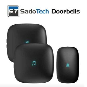 32% Off Pet Touch-Sensitive Doorbell Model FXR