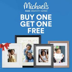 Buy 1, Get 1 Free on Select Frames