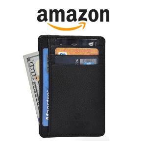15% Off Minimalist RFID Wallets for Men & Women