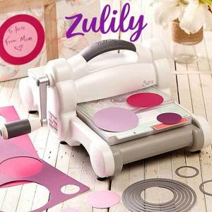 Ends 6/12: Sizzix, Tim Holtz & More Up to 40% Off