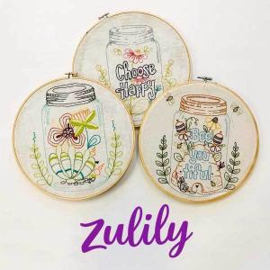 Up to 40% Off Cross-Stitch & Embroidery Finds