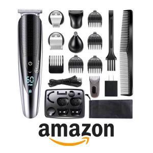 15% Off 5-in-1 Hair Clipper Beard Trimmer Grooming kit