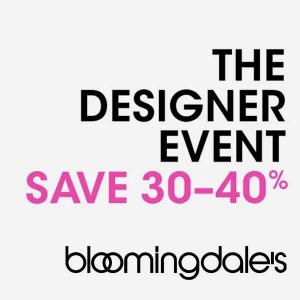 The Designer Event: 30-40% Off Select Styles