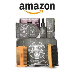 20% Off Viking Revolution Beard Care Kit for Men
