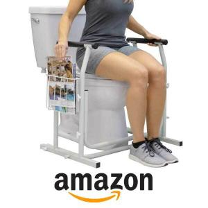 11% Off Stand Alone Toilet Rail