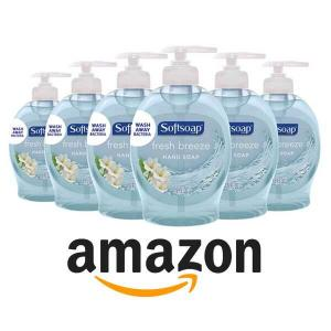 34% Off Pack of 6 Softsoap Liquid Hand Soap