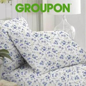 75% Off Premium Floral 4pc. Sheet Set