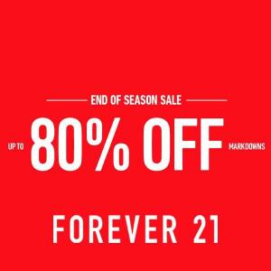 End-Of-Season Sale: Up to 80% Off