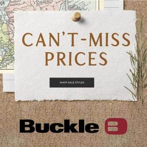 Can't Miss Prices Sale: Up to 70% Off