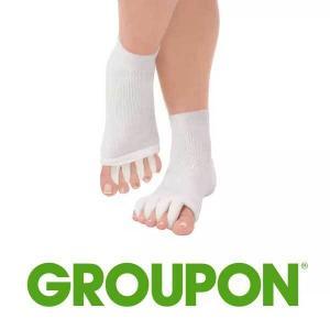 65% Off Massaging Toe Separator Socks