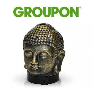 42% Off  Buddha Head Ceramic Ultrasonic Diffuser