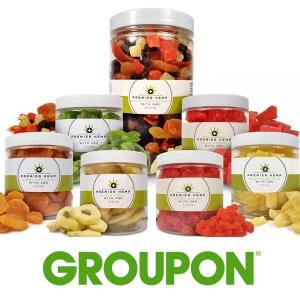 Up to 53% Off CBD Dried Fruit from Premier Hemp