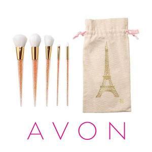 Free Dazzle-Me Makeup Brush Set