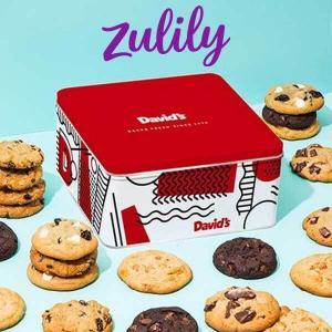 Ends 7/29: David's Cookies Up to 40% Off